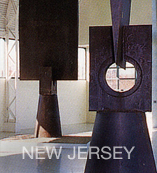 NEW JERSEY: GROUNDS FOR SCULPTURE